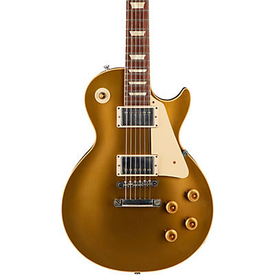 Gibson Custom 1957 Les Paul Goldtop Darkback Reissue VOS Electric Guitar