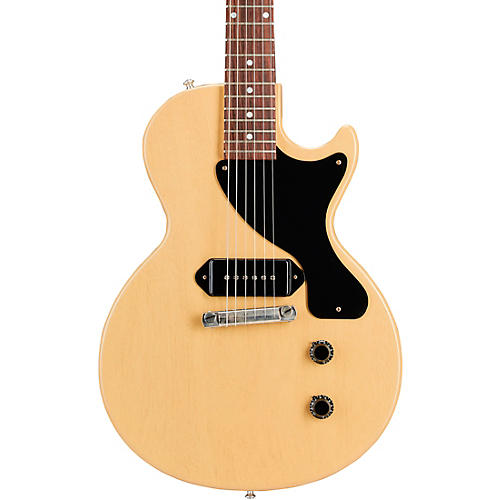 Gibson Custom 1957 Les Paul Junior Single Cut Reissue VOS Electric Guitar TV Yellow