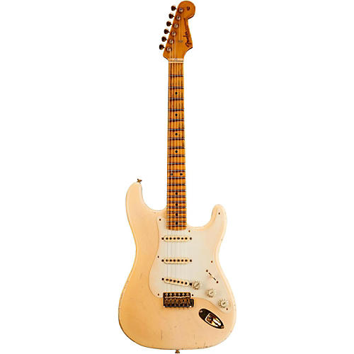 Fender Custom Shop 1957 Stratocaster Relic Ash Gold Hardware Masterbuilt by John Cruz
