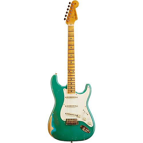 Fender Custom Shop 1957 Stratocaster Relic Gold Hardware Masterbuilt by John Cruz