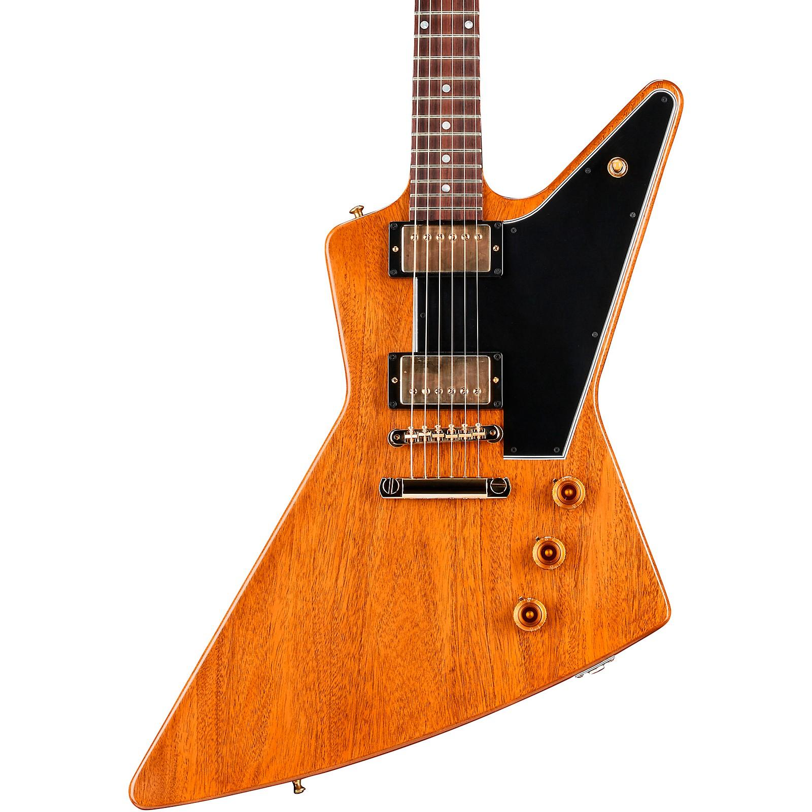 Gibson Custom 1958 Mahogany Explorer Reissue VOS Electric Guitar