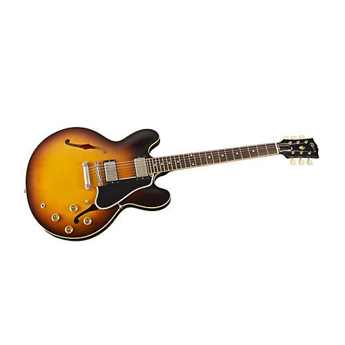 Gibson Custom 1959 ES335 VOS Hollowbody Guitar (Vintage Burst)