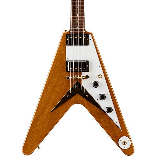 Gibson Custom 1959 Mahogany Flying V Electric Guitar
