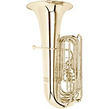 195P Fafner Series 4-Valve 5/4 BBb Tuba Silver plated