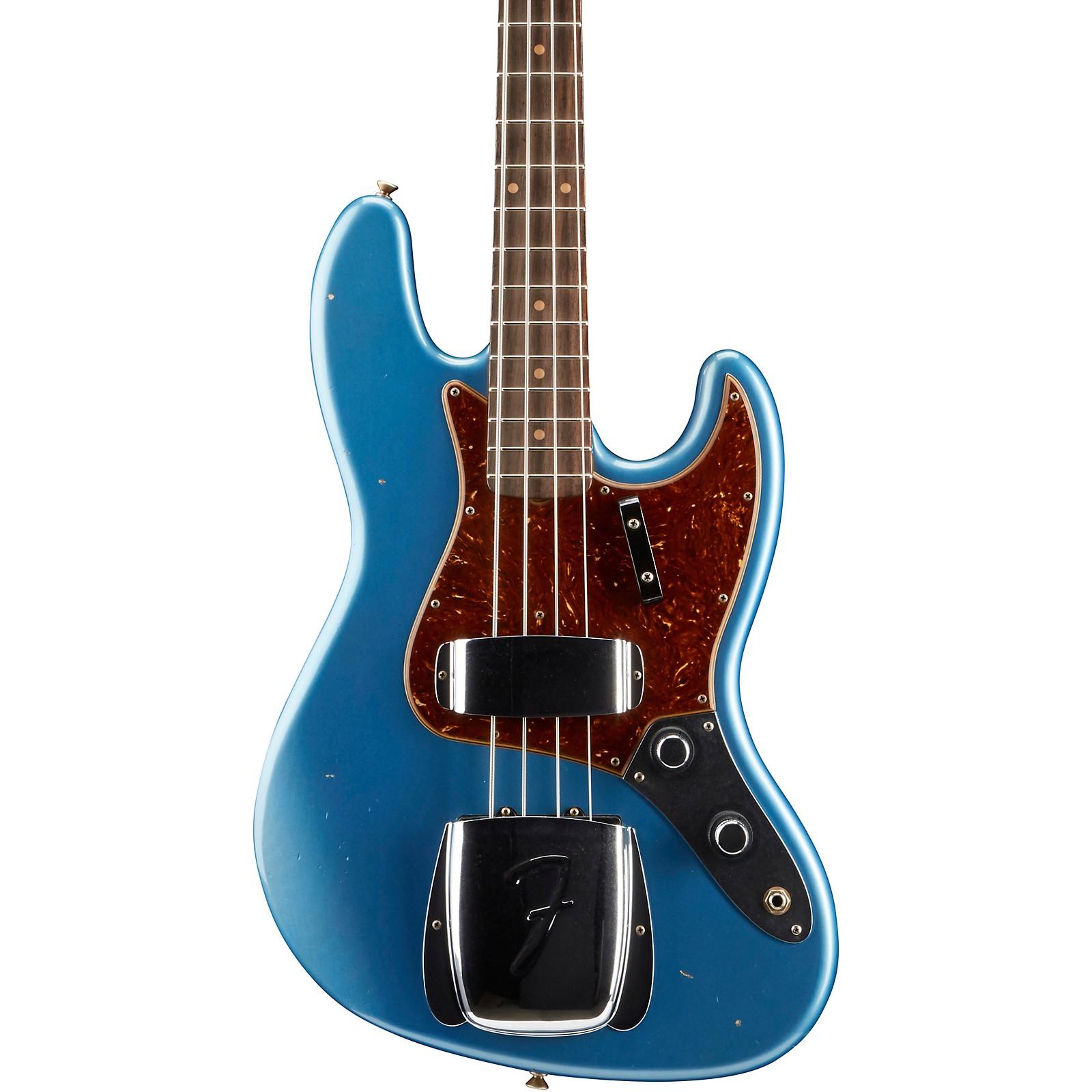 Fender Custom Shop 1960 Journeyman Relic Jazz Bass