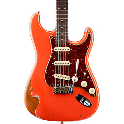 Fender Custom Shop 1960 Roasted Heavy Relic Stratocaster Electric Guitar