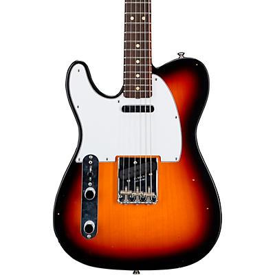 Fender Custom Shop 1960 Telecaster Rosewood Fingerboard Left-Handed Electric Guitar