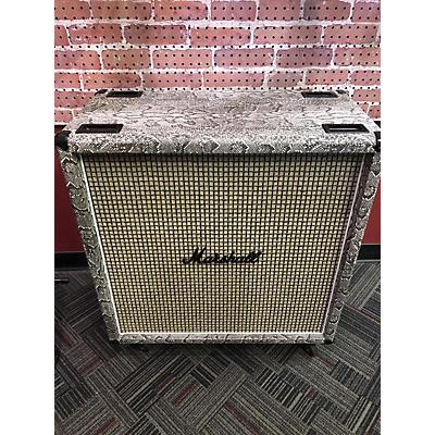 Marshall 1960BX 4x12 Snakeskin Speaker Cabinet Guitar Cabinet