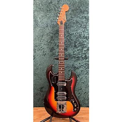 Conrad 1960s 1247 Baritone Solid Body Electric Guitar