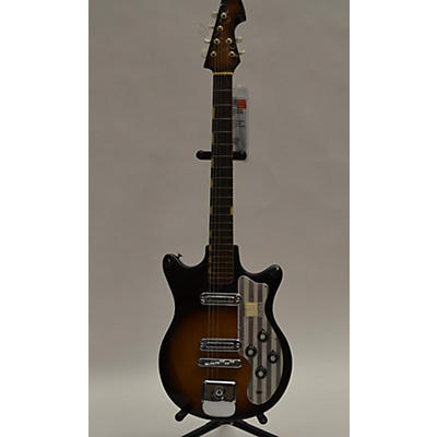 Teisco 1960s 1435 2PU Solid Body Electric Guitar