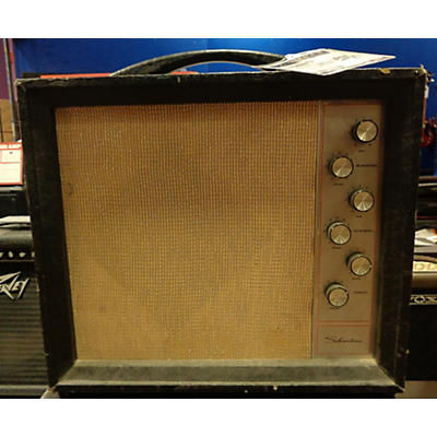 Silvertone 1960s 1472 Tube Guitar Combo Amp