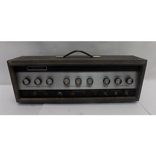 Silvertone 1960s 1484 Head Tube Guitar Amp Head