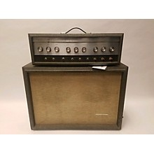 Silvertone 1960s 1484 Head W/Cab Tube Guitar Combo Amp