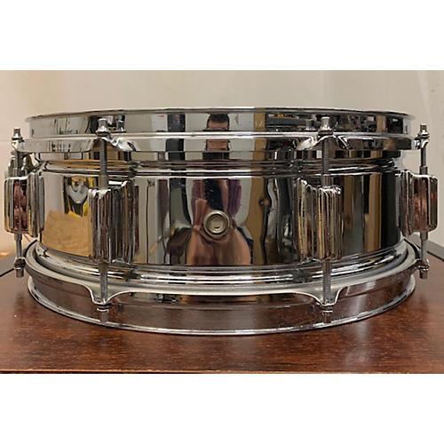 Rogers 1960s 14X5  Powertone Snare Drum Chrome 210