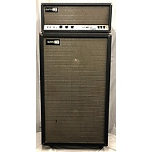 Sunn 1960s 200S BASS HEAD & CABINET Tube Bass Amp Head
