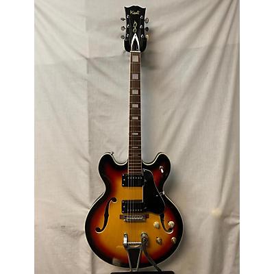 Kent 1960s 335 Hollow Body Electric Guitar