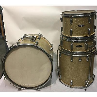 Stewart 1960s 4 Piece Drum Kit