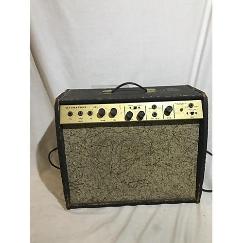 Magnatone 1960s 431 Tube Guitar Combo Amp