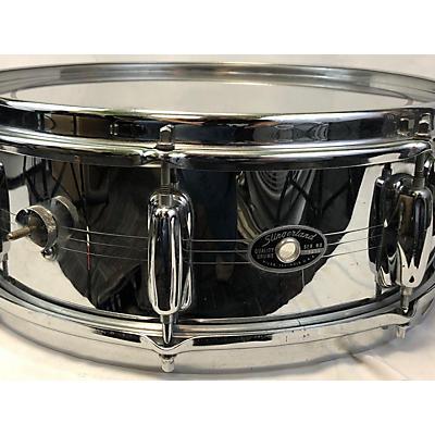 Slingerland 1960s 5.5X14 Gene Krupa Radio King Chrome Drum