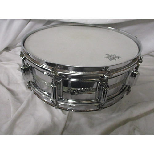 Rogers 1960s 5X14 Dyna-sonic Drum Chrome Silver 8