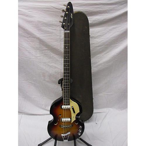 Vox 1960s APOLLO Electric Bass Guitar Sunburst