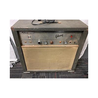Gibson 1960s Atlas Medalist 1x15 Tube Guitar Combo Amp