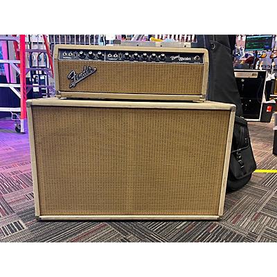 Fender 1960s BANDMASTER HEAD AND CAB Tube Guitar Amp Head