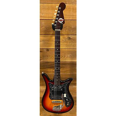 Teisco 1960s DEL REY ET200N Solid Body Electric Guitar