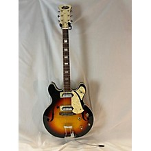 Aria 1960s DIAMOND Hollow Body Electric Guitar
