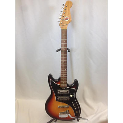 Teisco 1960s Del Ray ET210 Solid Body Electric Guitar