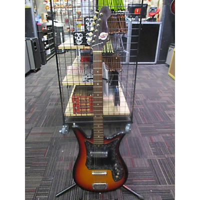 Teisco 1960s E-110 Solid Body Electric Guitar