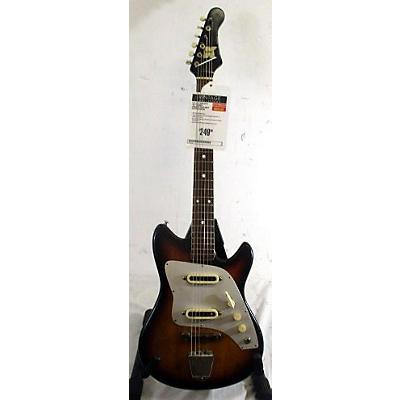 "Kent 1960s ""EC"" Solid Body Electric Guitar"
