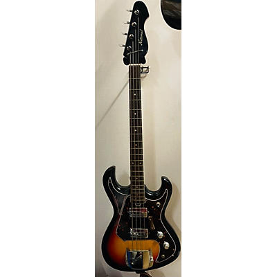 National 1960s EG467-2B Electric Bass Guitar