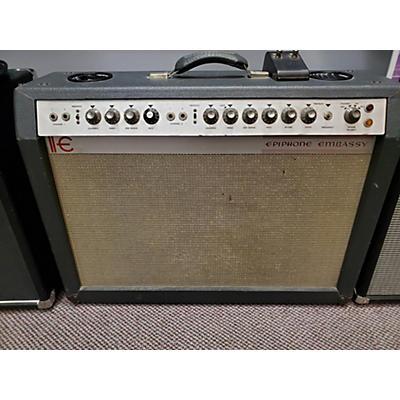 Epiphone 1960s Embassy Tube Guitar Combo Amp