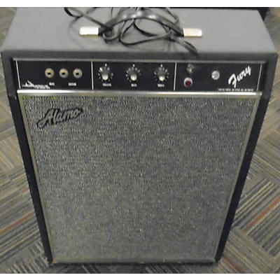 Alamo 1960s Fury Tube Bass Combo Amp