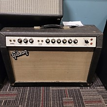 Gibson 1960s GA-35 RVT LANCER Tube Guitar Combo Amp
