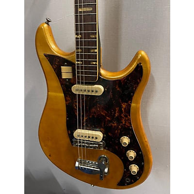 Norma 1960s Guitar Solid Body Electric Guitar