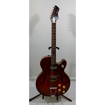 Airline 1960s H54 Hollow Body Electric Guitar