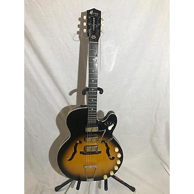 Harmony 1960s H59 ROCKET III Hollow Body Electric Guitar