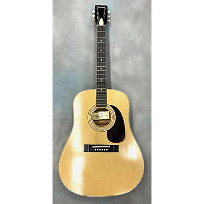 Harmony 1960s H6659 Acoustic Guitar
