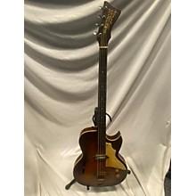 Old Kraftsman 1960s HOLLOWBODY BASS Electric Bass Guitar