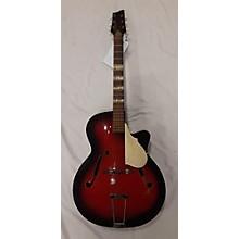 Framus 1960s Hollow Body Acoustic Guitar