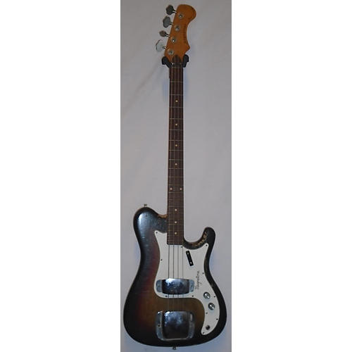1960s Hurricane Electric Bass Guitar