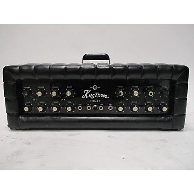 Kustom 1960s K200B Tube Bass Amp Head