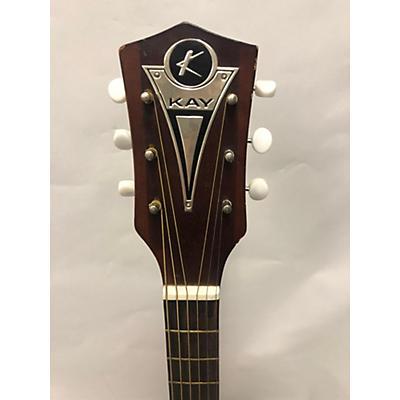 Kay 1960s N/A Acoustic Guitar