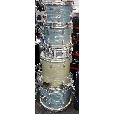 Rogers 1960s R-360 Rock Solid 5-pc Kit W/ Snare Drum Kit