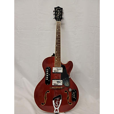 Goya 1960s RANGEMASTER Hollow Body Electric Guitar