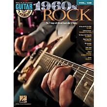 Hal Leonard 1960's Rock - Guitar Play-Along Volume 128 (Book/CD)