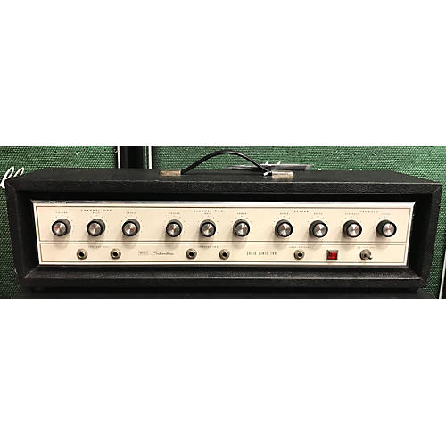 1960s SOLID STATE 100 Solid State Guitar Amp Head