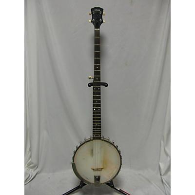 Vega 1960s SS-5 Folklore Banjo Banjo